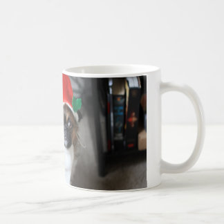 Xmas time coffee mug