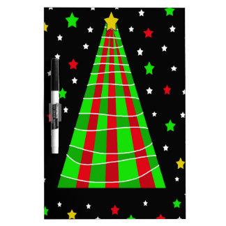 Xmas tree Dry-Erase board