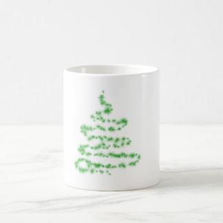 xmas tree mug
