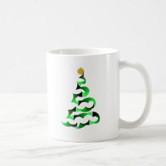 xmas tree mugs