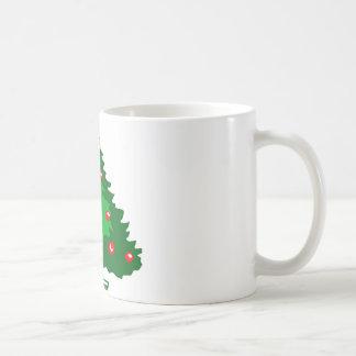 Xmas Tree Simple Coffee Mug