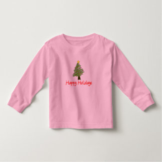 Xmas Tree Toddler T-shirt