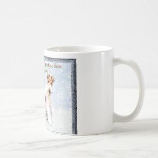 Xmas Wires Coffee Mug