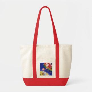 Xmas World Tote Bag