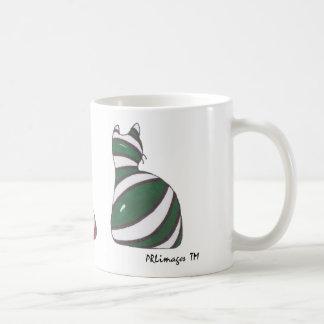 XmasStockingCats Coffee Mug
