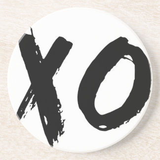 XO Brush Minimal Drink Coaster