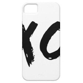 XO Brush Minimal iPhone SE/5/5s Case