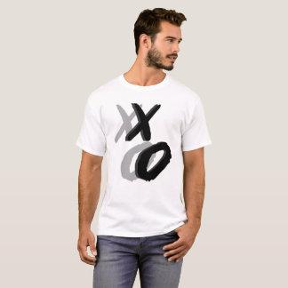 XO Brush Paint Letter T-Shirt