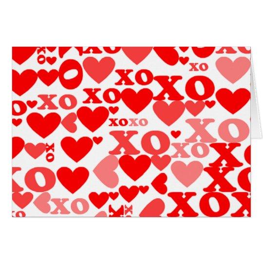 XO Mosaic Card