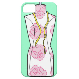XO ROSE DRESS FORM iPhone 5 COVER