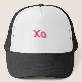 xo trucker hat