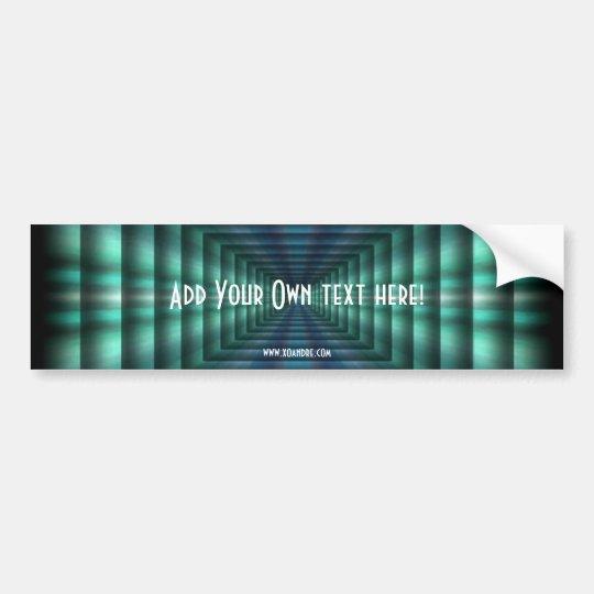Xoandre's Perspective Bumper Sticker