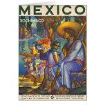Xochimilco Cards