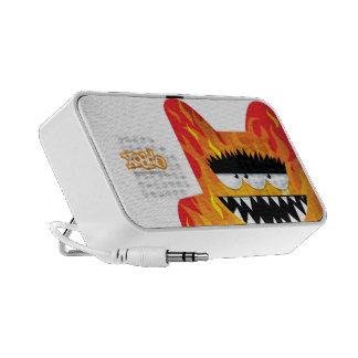 Xoddo Fuego Laptop Altavoces