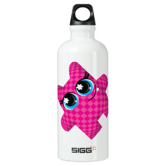 Xoddo Magenta Water Bottle