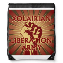 Xolairian Drawstring Bag