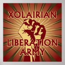 Xolairian Poster