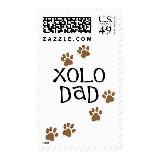Xolo Dad Postage