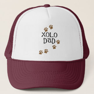 Xolo Dad Trucker Hat