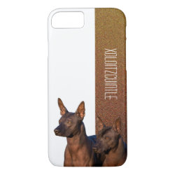 Xoloitzcuintli Phone Cases Case-Mate Barely There iPhone 7 Case