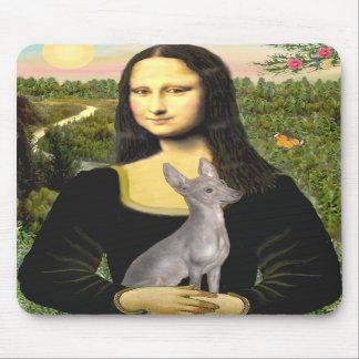 Xoloitzcuintle (Xolo) #2 - Mona Lisa Mouse Pads
