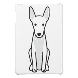 Xoloitzcuintli Phone Cases Case Savvy iPad Mini Glossy Finish Case