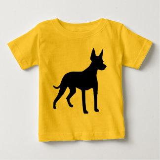 Xoloitzcuintli (Mexican Hairless Dog) Gear Baby T-Shirt