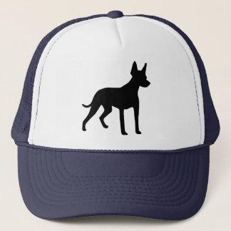 Xoloitzcuintli (Mexican Hairless Dog) Gear Trucker Hat