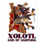 Xolotl Postcard