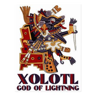 Xolotl Post Card
