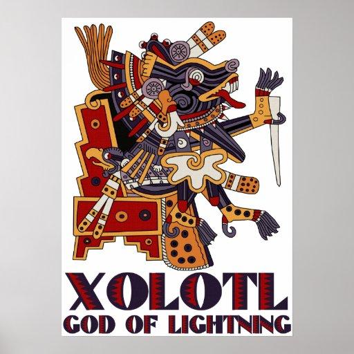 Xolotl Poster