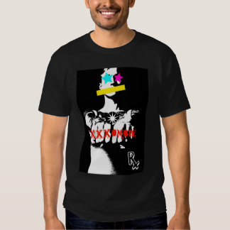 XOMBIE FISTED SHIRT