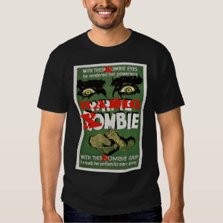 Xombie Poster T Shirt