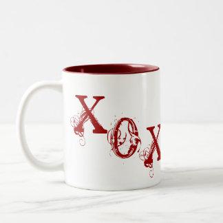 XOX Heart (mug)