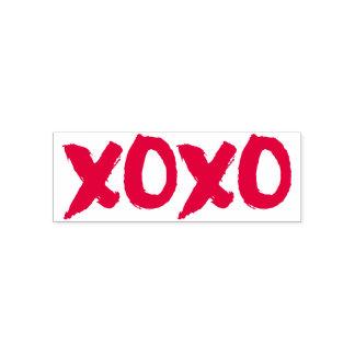 XOXO Brushstroke Self-inking Stamp
