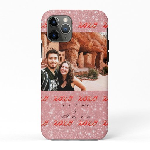 XOXO Custom Photo iPhone 11 Pro Case