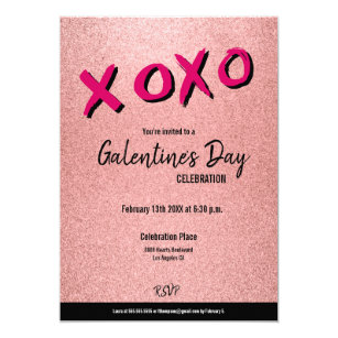 Galentines Invitations Zazzle