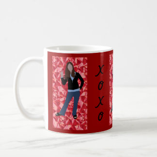 XOXO girl Coffee Mug