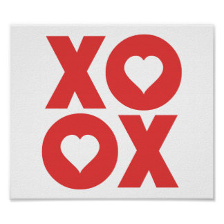 Valentines Day Party Posters | Zazzle
