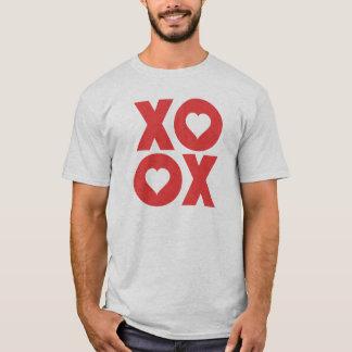 XOXO Hugs and Kisses Valentine's Day T-Shirt