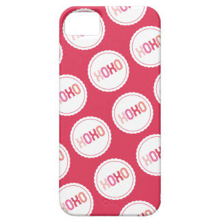 XOXO Love Kisses Scalloped Dots Valentine's Day iPhone 5 Cases