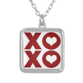 XOXO Love Valentine's Day Custom Jewelry