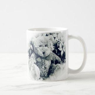 XOXO teddy bear mug add a message