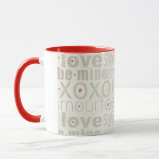 XOXOX LOVE Mug