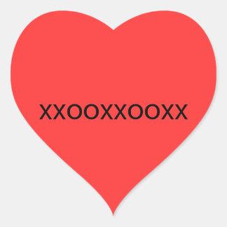 XOXOXOXO Sticker