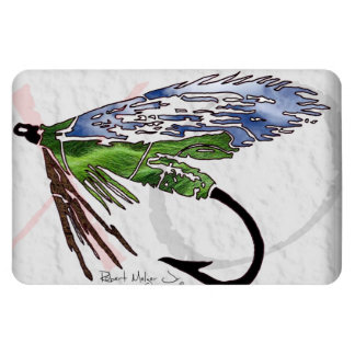 XpeirEnc Outdoors Magnet  Fly Fishing Lure Artwork