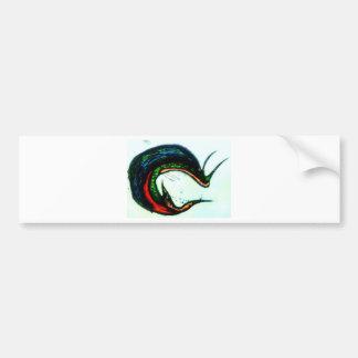 Xqzra Astrobiological Symbiotic Rebreather Bumper Sticker