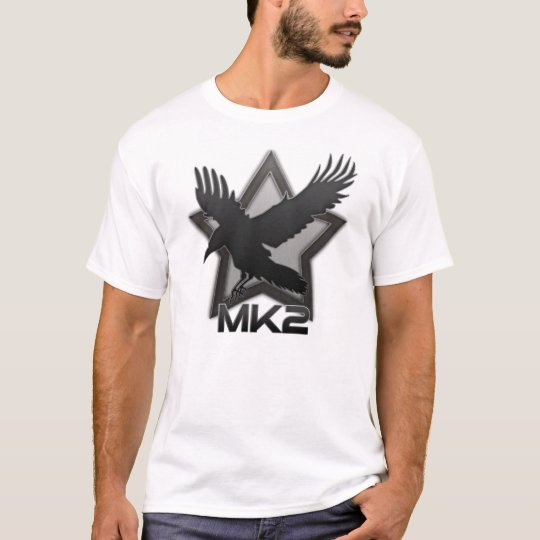 XR2 flying Raven logo T-Shirt