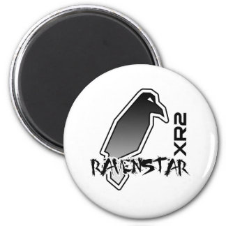 XR2 MK1 perched logo Fridge Magnet