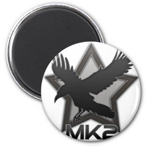 XR2 MK2 Ravenstar Imán De Frigorifico